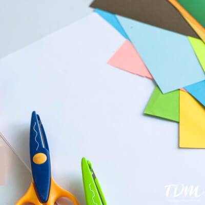 Awesome, Simple, and Clean Collage Activity