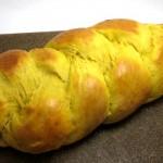 Scrumptious Vegan Squash Bread Braid