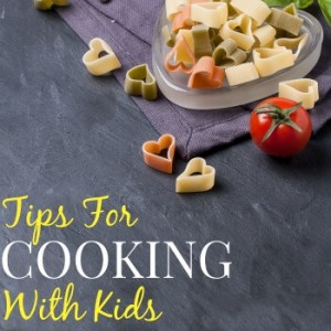 Get your kids busy in the kitchen! Check out these great tips for how to teach kids to cook!
