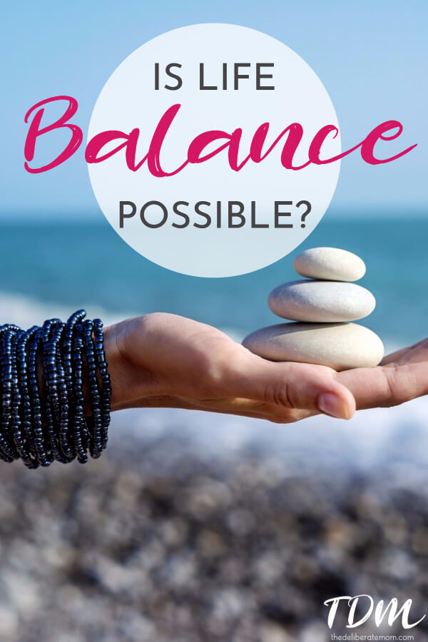 "You've seen the stores full of books with tips on how to do life ""right"" and get ""it"" all done. Is it possible to have life balance? Can we do everything we want to do and accomplish all we want to accomplish? This post makes you ask yourself the question... is there such thing as a balanced life or is it a myth?"