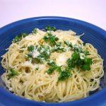 Capellini Favolosi (A Fast and Delicious Dinner)