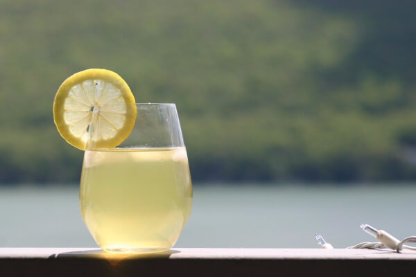 Lemonade is a great way to make use of lemons!