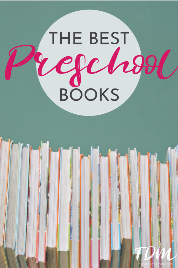 Are you looking for some fabulous preschool picture books? This former early childhood educator rounded up her list of the absolute best picture books ever!