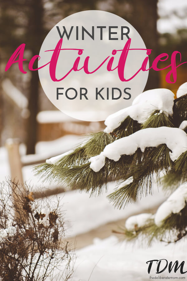 Winter can be a drag. Here are some great winter activities to make the season more bearable! Do something different... instead of griping, have fun!