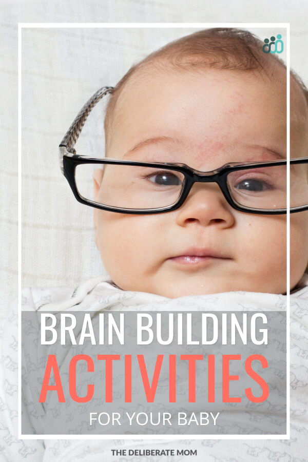 Babies play! We just need to foster their exploration and development. Want to encourage brain development in your baby? Are you struggling to come up with baby activities? Check out these fabulous brain building activities for babies!