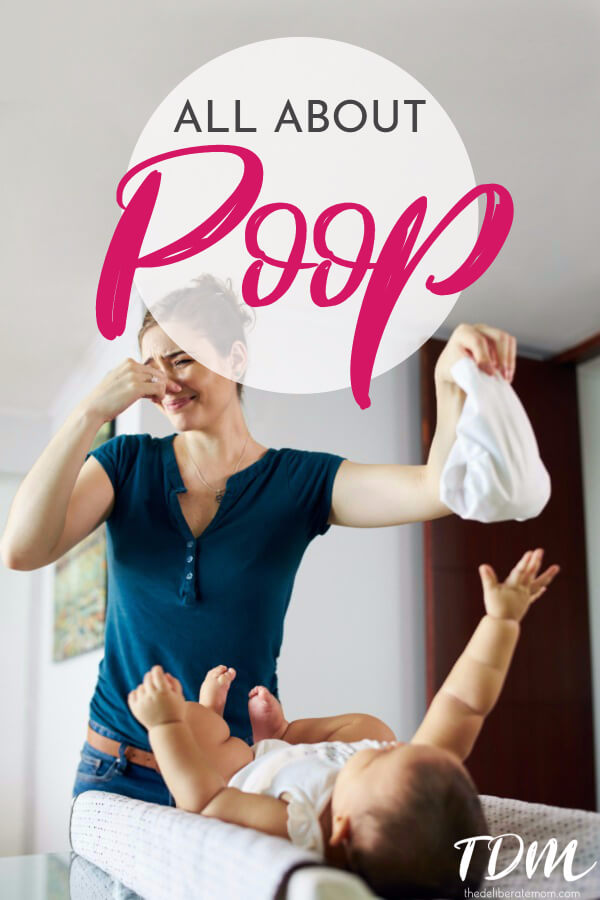 Since we started feeding my baby solids, she's been constipated. A lot of poop talk has evolved as a result. Here's some revelations I've had about poop.