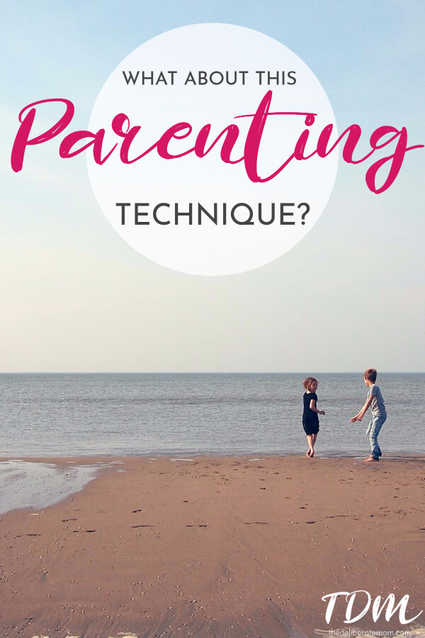 We all want to get this parenting thing right. We try different strategies, we may read books and blogs. However, there's one essential parenting technique which you need to consider. It could be a game changer! #parentingtips