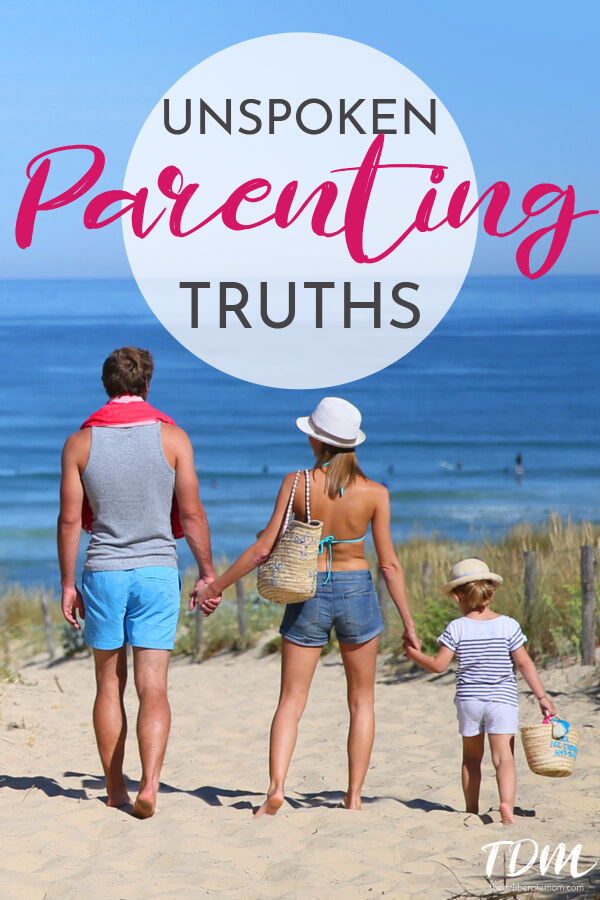 The absolute (and often unspoken) parenting truths. There's no sugar-coating here... this is the honest truth about life's toughest but most rewarding job.