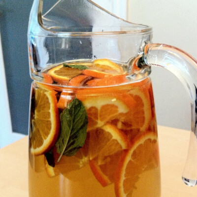 Metabolism-Boosting Drink