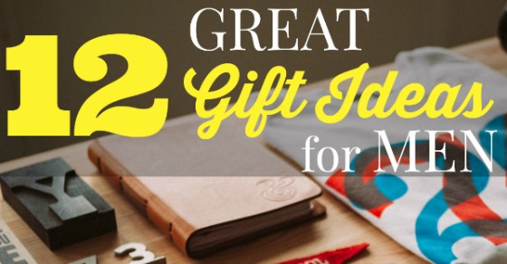 12 Gift Ideas For Men Birthday Husband Fathers Day Gifts