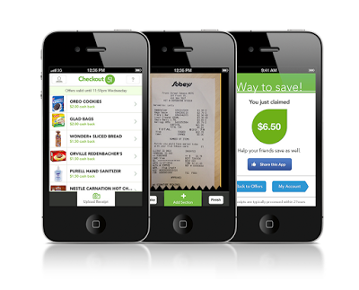 My Favourite Coupon App – Checkout 51