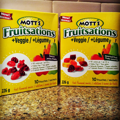 My Honest Review of Mott's Fruitsations + Veggie Fruit Snacks + Lunch Tips #MOTTSBTS