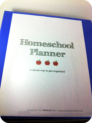 The Homeschool Planner {Free Printables Included}