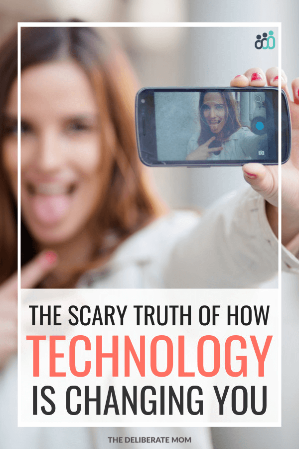 How technology is changing you
