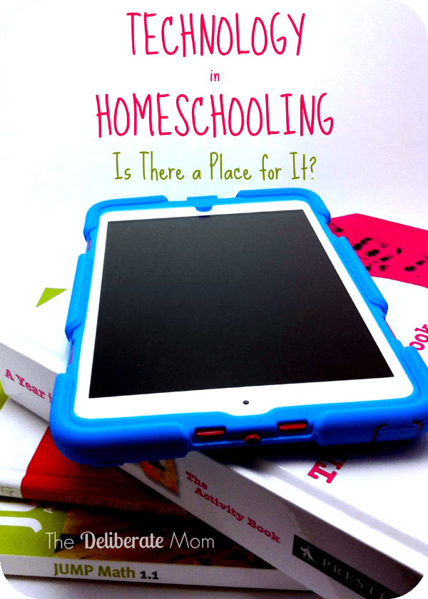 Technology in the homeschool environment can be worrisome and even intimidating. Check out these tips on how to use technology to make your homeschool rock! #technologyinhomeschool #homeschool