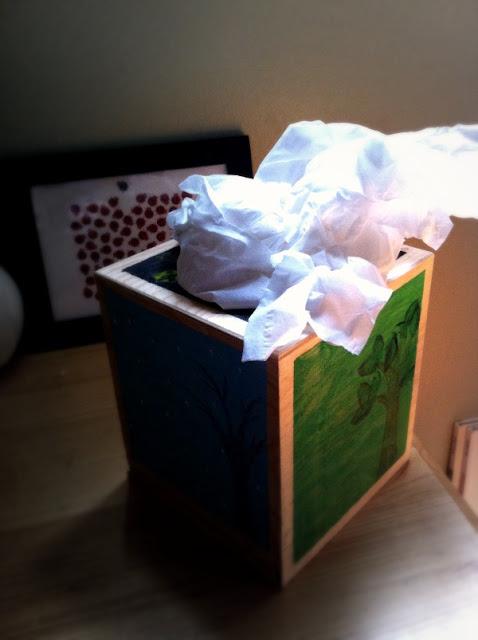 Children Live Here: The Kleenex Box