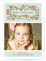 Designing Christmas Cards: Minted Review