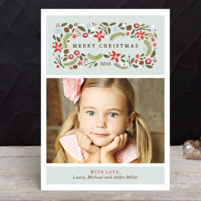 Designing Christmas Cards: An Honest Minted Review