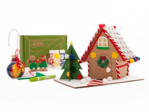 Crafty Christmas Kiwi Crate