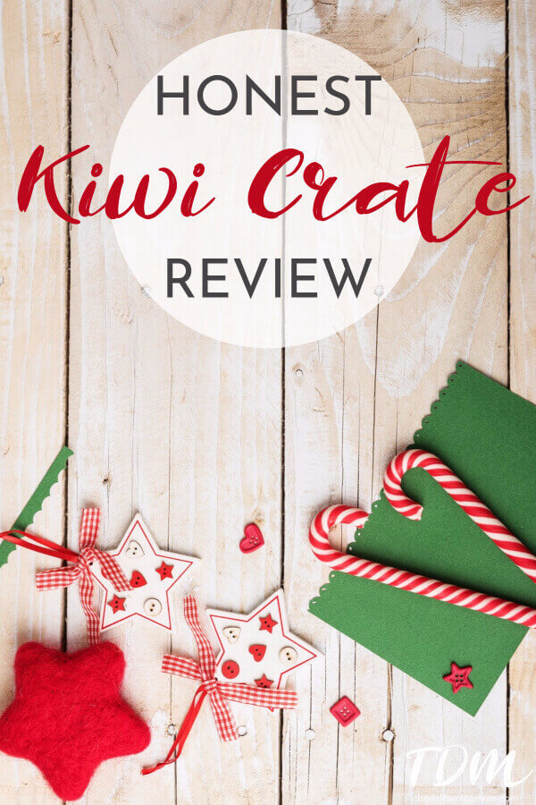 Are you looking for a unique gift for a child? Check out Kiwi Crate. This honest review highlights the features of this subscription box!