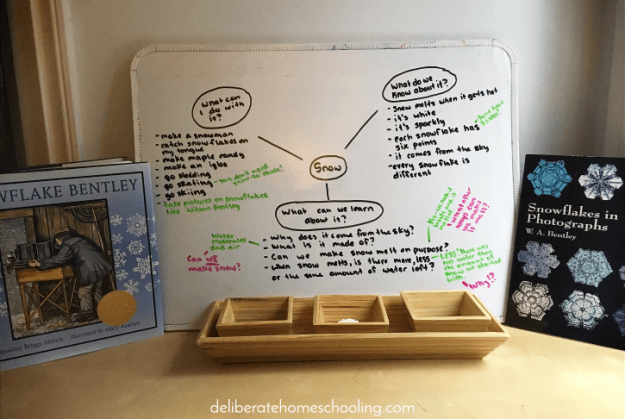 Check out this effective and educational homeschooling practice which will involve children in planning. This post shows how to do it!
