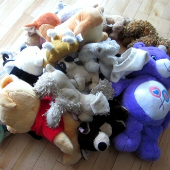 The Stuffed Animal Storage Solution