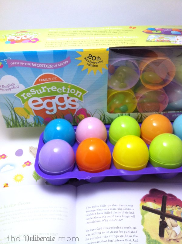Resurrection Eggs Review and Giveaway