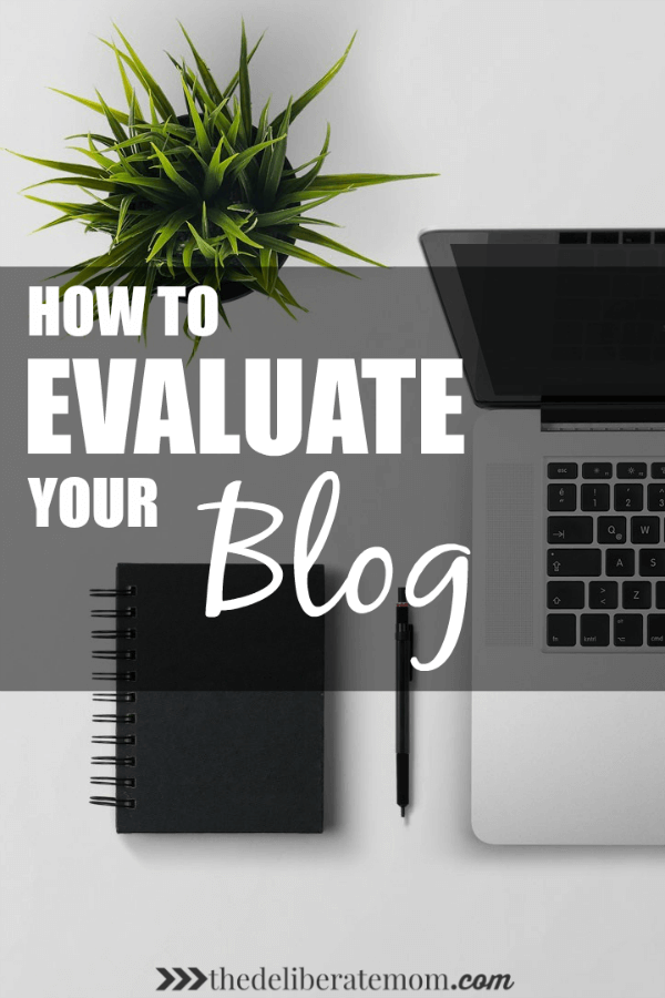 Must read! An essential practice for every blogger! Here's how to evaluate your blog.