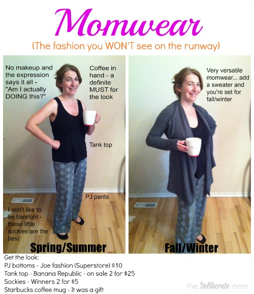 Momwear - The Mommy Reality Challenge #mommyreality