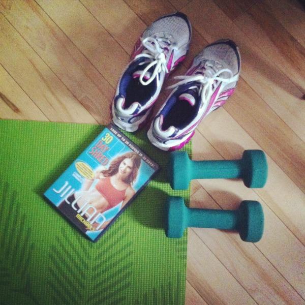 #100happydays - workout