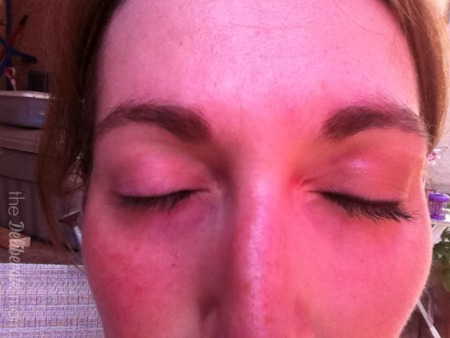 After natural makeup remover.
