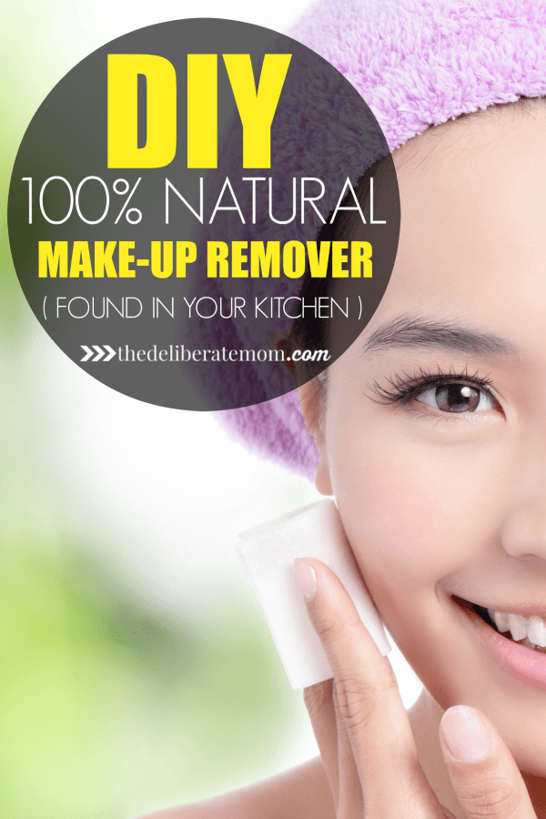 Check out this simple, easy to use, no fuss, natural makeup remover! Uses just one ingredient (which you can find in your kitchen)! You'll be amazed by the results (and your skin will thank you)!