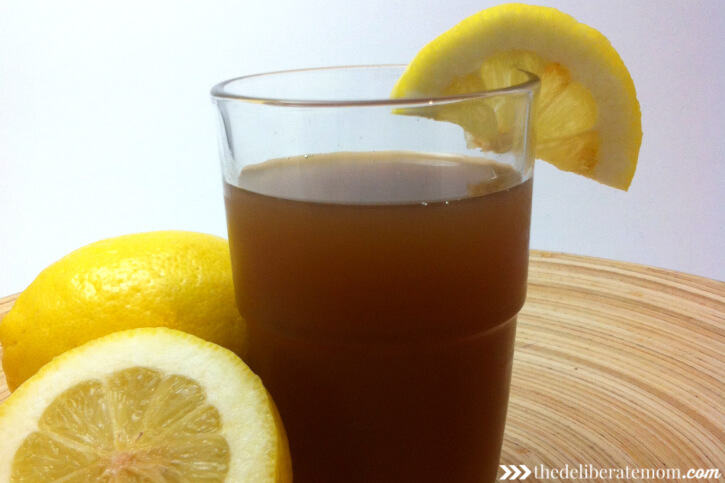 Outstanding Homemade Iced Tea