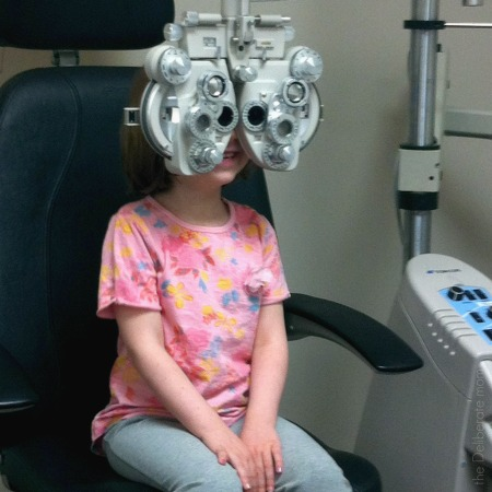 Getting ready to go back to school? Your child's vision is important! Make sure to get your child's eyes checked. Guest blog post by Dr. Bob Champion.