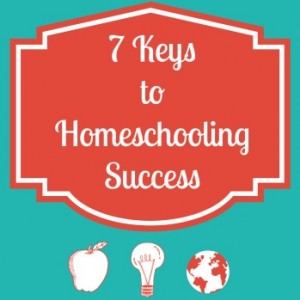 Struggling with homeschooling? Do you need homeschooling tips? Check out these 7 Keys to Homeschooling Success. These 7 strategies can make this year GREAT!