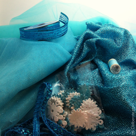 Body, Mind, and Soul - Sewing Halloween costumes