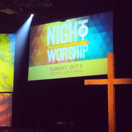 Body, Mind, and Soul - Night of Worship