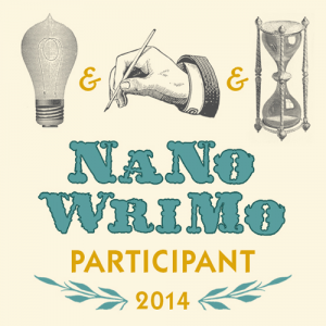 My journey of NaNoWriMo has just begun. Here are some of my thoughts.