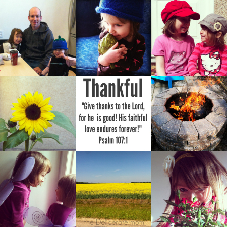 Body, Mind, and Soul - Thankful for so much!