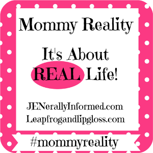 Mommy Reality #21: Scare Us