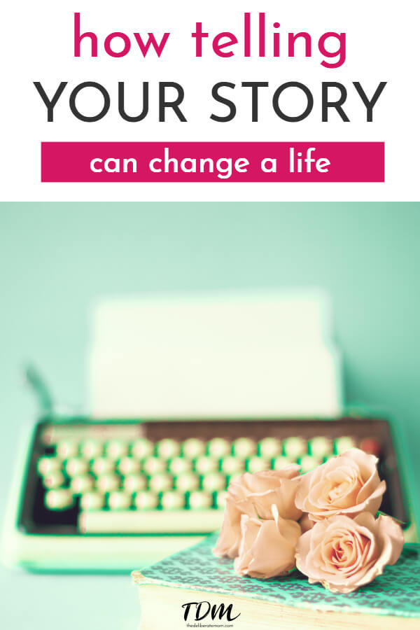 We all have a story to tell. Have you thought about yours? It might motivate someone. It might inspire others to do great things. Don't hold back... tell your story! #inspiration