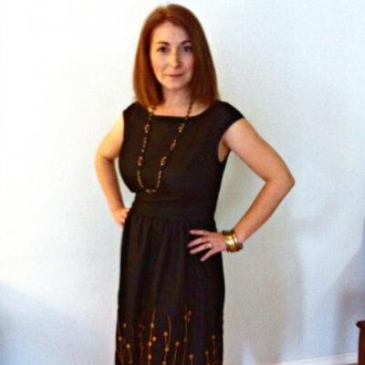 My Birthday Dress from eShakti