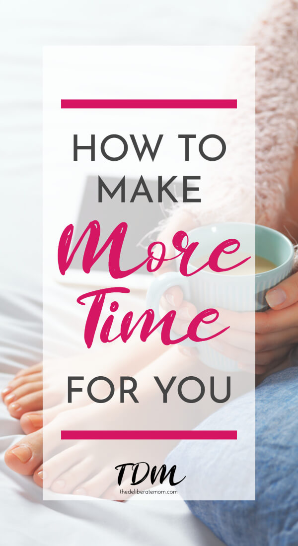 Do you struggle to manage your time well? Check out these household time management tips and learn how to budget your time wisely so you can make more time for YOU! #selfcare #selfcareformoms