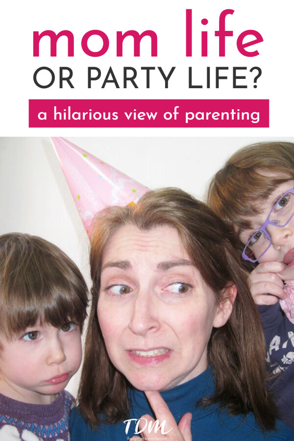 Parenting or partying? Sunrise to sunset I host a party that would make most college kids jealous. Mom life or party life? You decide. #parentinghumor #parenting