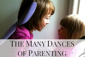 The Many Dances of Parenting