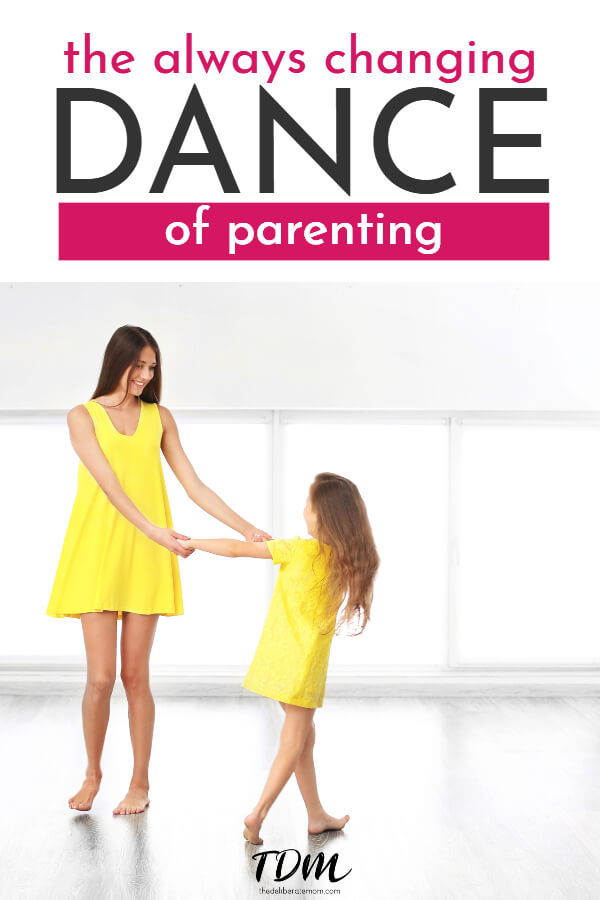 Parenting teaches us many things including all sorts of dances! Don't believe me?! Here are the epic dances of parenting. Which dance are you learning? #parenting