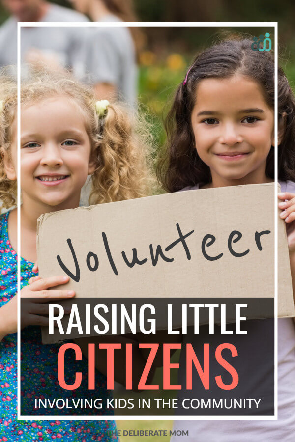 As parents, we naturally want our children to grow into responsible adults. Here are some tips on raising children to be passionate, involved, and community-minded citizens. This post includes some great suggestions to get children involved in their community.