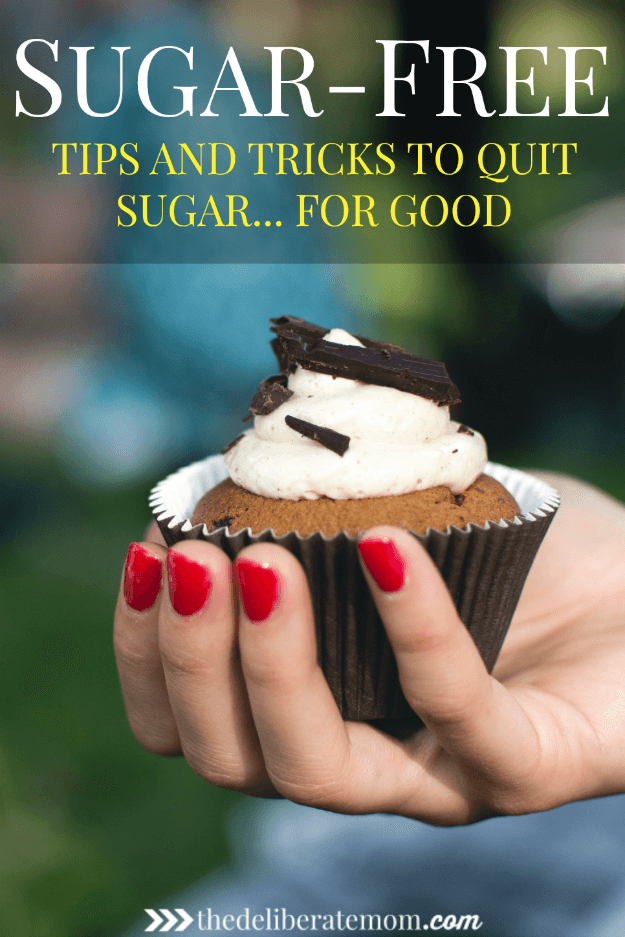 What started as a bad dream turned into a mission to quit eating sugar. I quit sugar! Check out these amazing, clever, and helpful sugar-free tips and tricks that you can use to kick this bad habit for good!