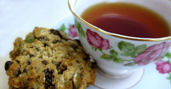 Check out these healthy delicious cookies! This recipe has no refined sugar and is packed with wonderful protein-filled seeds. These are hearty and filling.