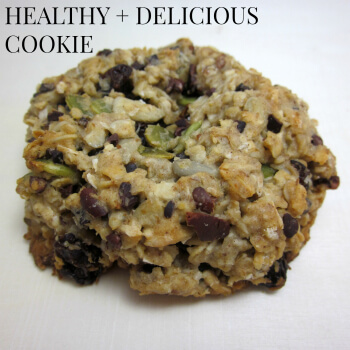 Healthy + Delicious Cookies (Free of Refined Sugar)